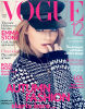 Emma Stone en couverture de Vogue.